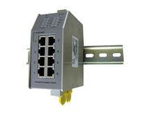 rugged industrial managed Ethernet switch 10-100TX DIAMOND SA