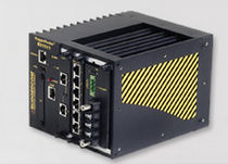 rugged industrial managed switch: Ethernet, WAN, serial RX1511 RuggedCom