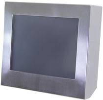 "rugged industrial panel PC 12"" - 17"" CKS Global Solutions"