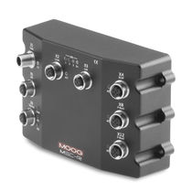 rugged motion controller IP67 |M3000 series MOOG