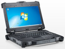 rugged notebook computer Latitude E6420 XFR Dell