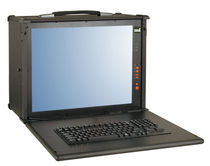 rugged portable computer workstation 20.1"