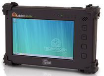 rugged tablet PC Intel Atom Z530P, 2 GB | eo TufTab a7230XT TabletKiosk