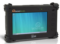 rugged tablet PC Intel Atom Z530P, 2 GB | eo TufTab a7230XD TabletKiosk