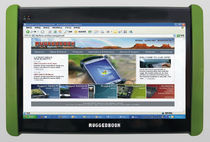 "rugged tablet PC 7"", Intel ATOM Lincroft 