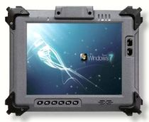 rugged touch screen tablet PC 8&quot;, Intel&reg; Atom&amp;trade; Z530P, 1.6 GHz, 2 GB | Gladius G0820 Arbor