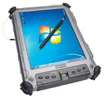 rugged touch screen tablet PC Intel® Core™ i7, 2GB, IP67 | i7iX104C5™ DM / DML XPLORE TECHNOLOGIES