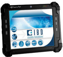 rugged touch screen tablet PC IP65, -20 - 50° | Future.Pad 104RCF IBD Mobile Solutions