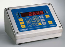 rugged weight indicator max. 999 950 lb | 5200A series  FAIRBANKS