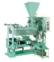 sachet filler and sealer for powders / granulates 400 - 450 p/h | 3CM-52 American Newlong