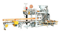 sachet filler and sealer for powders / granulates max. 600 p/h | 3CM-5U American Newlong