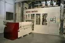 sachet filler and sealer for powders / granulates 450 - 750 p/h BEHN BATES Maschinenfabrik GmbH & Co. KG
