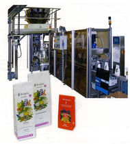 sachet filler and sealer for powders / granulates max. 50 p/min | BVS 300 SmartPac Verpackungssysteme GmbH