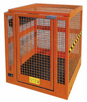 safety cage 1 000 x 1 000 x 1 060 mm airbank