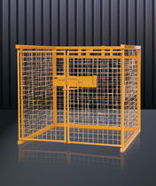 safety cage 1 050 x 1 050 x 1 050 mm | 1057 series Eichinger Equiepement