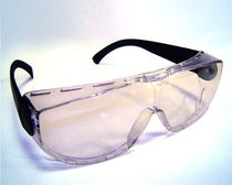 safety glasses with side shields Venus G-302 CHC VENUS Safety and Health Pvt. Ltd.