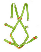 safety harness  NANJING DAHUA SPECIAL BELT KNIT CO.,LTD