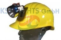 safety helmet with light 1032 KSE-LIGHTS GmbH