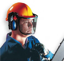 safety helmet with anti-noise feature EN 397, EN 352-3, EN 1731 GROUPE RG