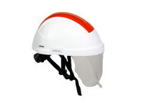 safety helmet with face shield TC42ES SIBILLE FAMECA Electric