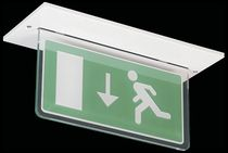 safety lighting: emergency exit 8 W, IP20 Teknoware