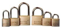 safety padlock  CASTELL SAFETY INTERNATIONAL