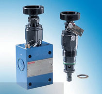 safety relief valve 630 bar | DBDH series Bosch Rexroth - Industrial Hydraulics