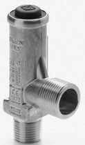 safety relief valve max. 3/4"