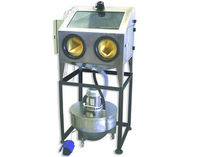 sand-blasting machine 500 x 420 x 320 mm | WATERBLAST 700 Metalfinishing
