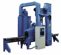 sand-blasting machine for tubes 273 mm | SCT series C.M. Surface Treatment