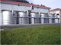 sand filter for water CONTIFLOW®CFSF Huber Technology