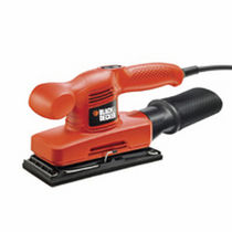 sander for finishing operation 15 000 rpm | KA310 Black & Decker