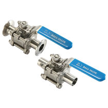 "sanitary ball valve 1/2 - 4"", 1 000 psi 