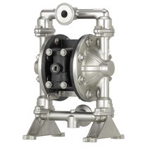 "sanitary double diaphragm pump (food, pharmaceutical and cosmetics industries) 1/2"" - 3"", 12 - 275 gpm 