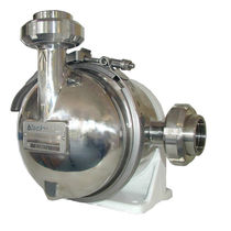 sanitary piston pump  MOUVEX