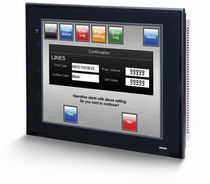 scalable human machine interface 15"