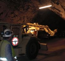 scaler for mining and tunneling SWKS-1T  TECMAN