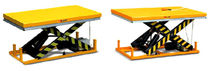 scissor lift table 1 000 - 4 000 kg | HW series HU-LIFT