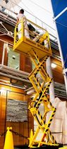 scissor lift 240 kg, 5.2 m | BoSS X3X Youngman Group Limited