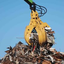 scrap grab 4TSG SERIES North Shore Manufacturing