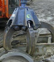 scrap grab OPG series McQuaid Engineering