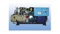 screw air compressor (stationary) max. 90 m³ /min | VV series Consorcio Ukrrosmetall