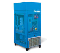 screw compressor with frequency control (stationary) 0.39 - 3.62 m³/min, 8 - 13 bar | CF/CFD series BOGE