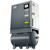 screw compressor with oil injection (stationary) 4.9 - 37.5 l/s, 5.5 - 13 bar | GA 5-11 Atlas Copco Compressori