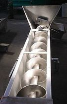 screw conveyor  US Air Filtration, INC