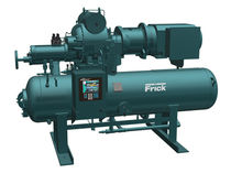 screw refrigeration compressor for industrial refrigeration RWF II Frick by Johnson Controls