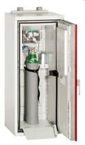 security storage: cabinet for gas bottles 290 kg, 595 x 610 x 1 444 mm, EN 14727, EN 14470-2 Dueperthal Sicherheitstechnik