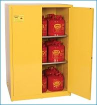 security storage: cabinet for gas bottles  TMI, LLC