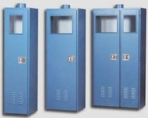 "security storage: cabinet for gas bottles 190 cm (75"") 