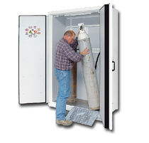 security storage: cabinet for gas bottles Range 7.90BG Trionyx